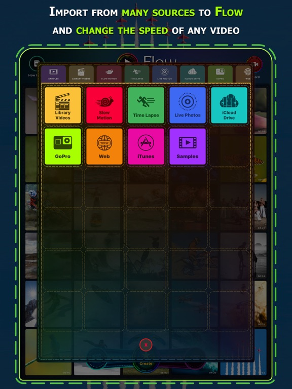 Flow Speed Control Pro Screenshots