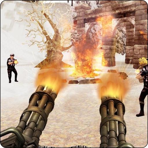 Commando Counter Attack War 3D
