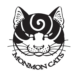 Monmon Cats Stickers