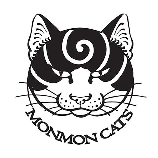 Monmon Cats Stickers