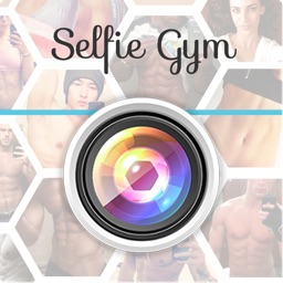 Selfie Gym Photo Editor - Enlarge Your Muscles, Add Abs to Your Pics and Look Ripped