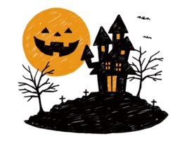 Halloween And Happy Day