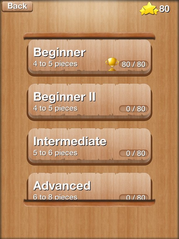 Complete Me - Tangram Puzzles Screenshots