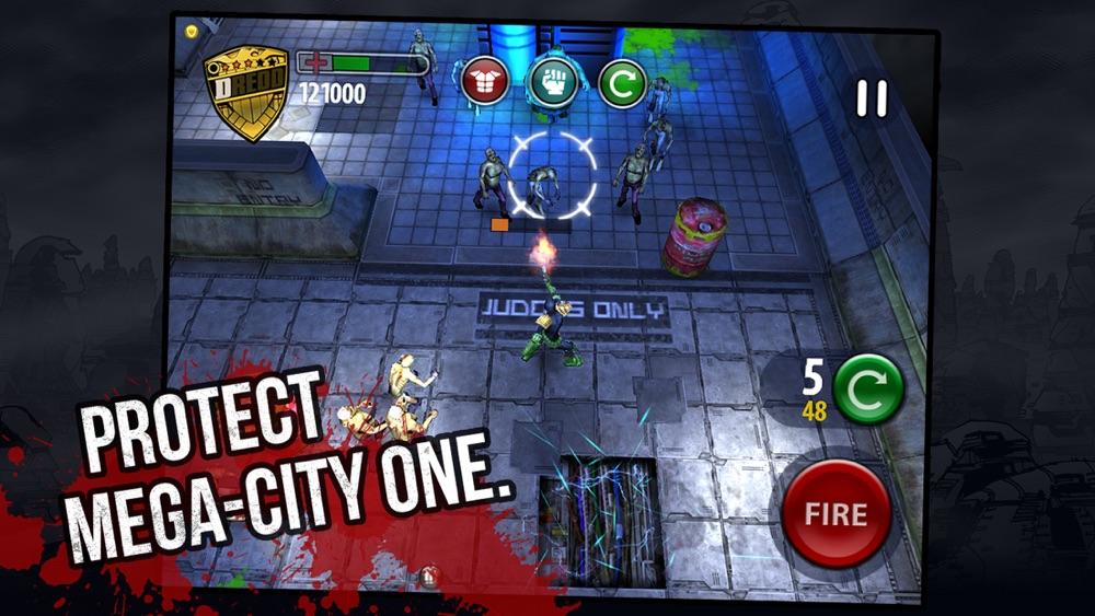 Judge Dredd vs Zombies Cheat Codes
