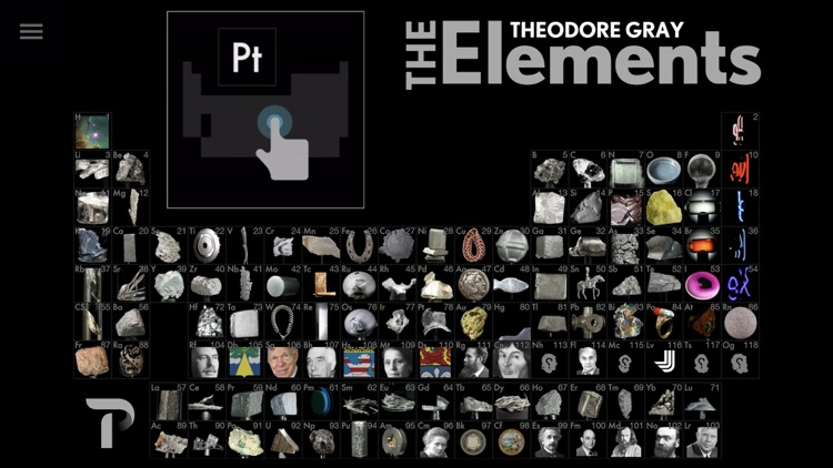 The Elements by Theodore Gray screenshot-0