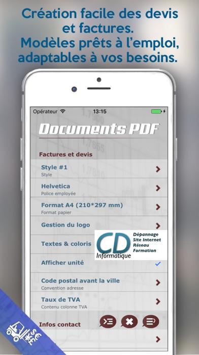 download Devis et Factures Dux-facti apps 1