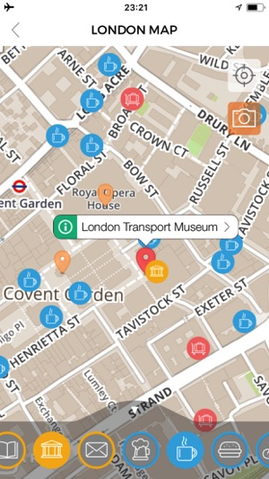 london travel guide offline on the app store