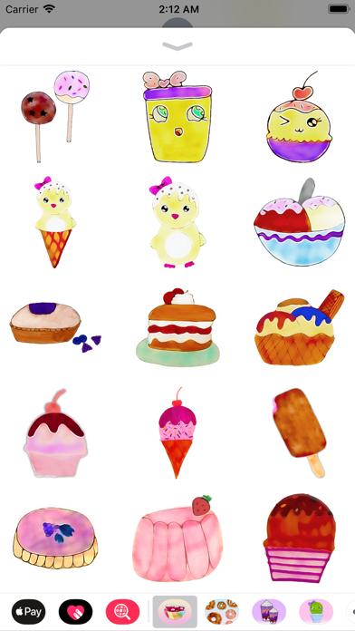 Kawaii! Ice Cream & Cake screenshot four