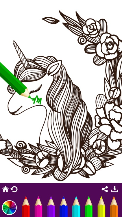 Animal Coloring Pages Art Book screenshot-6