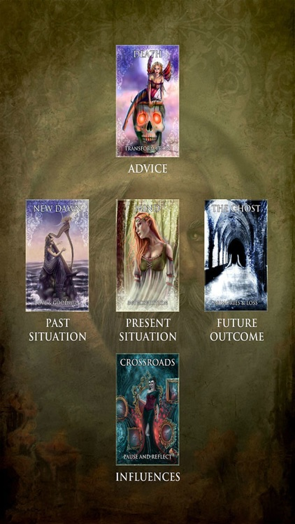 Ancient Wisdom Oracle Cards screenshot-4