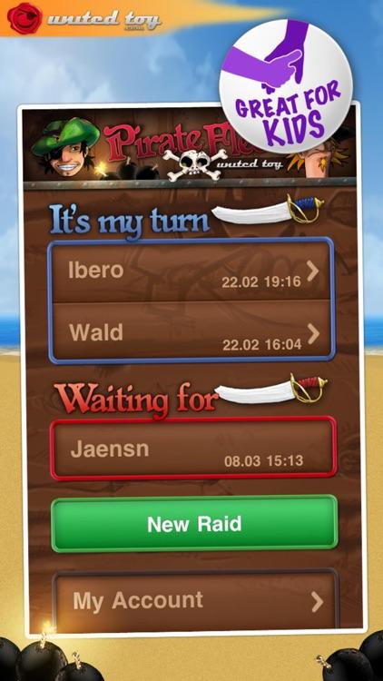 PirateFleet+ - the famous battleship like game screenshot-3