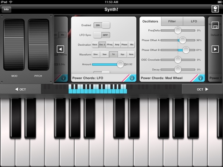 Synth screenshot-4