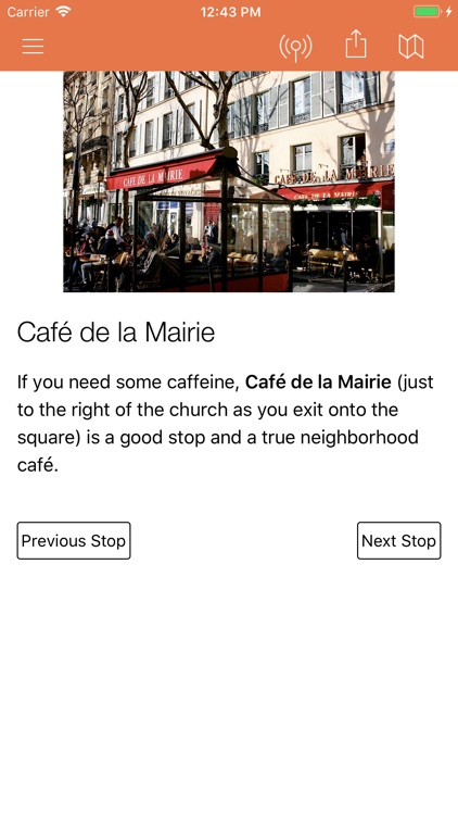 Paris Foodie Walks screenshot-3