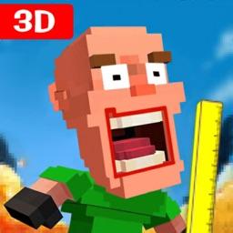 3D Basics Learning school game