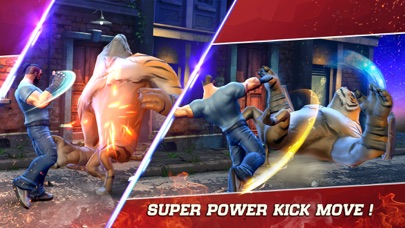 Kung Fu Street Fighting Ninja 1