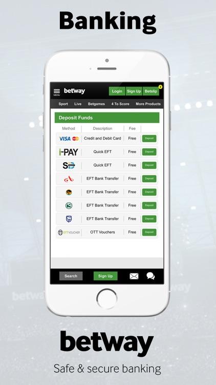 Betway - Sports Betting screenshot-8