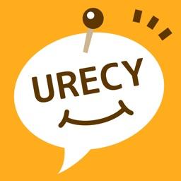 urecy スケジュールとメモの共有|家族、カップル、グループで予定共有