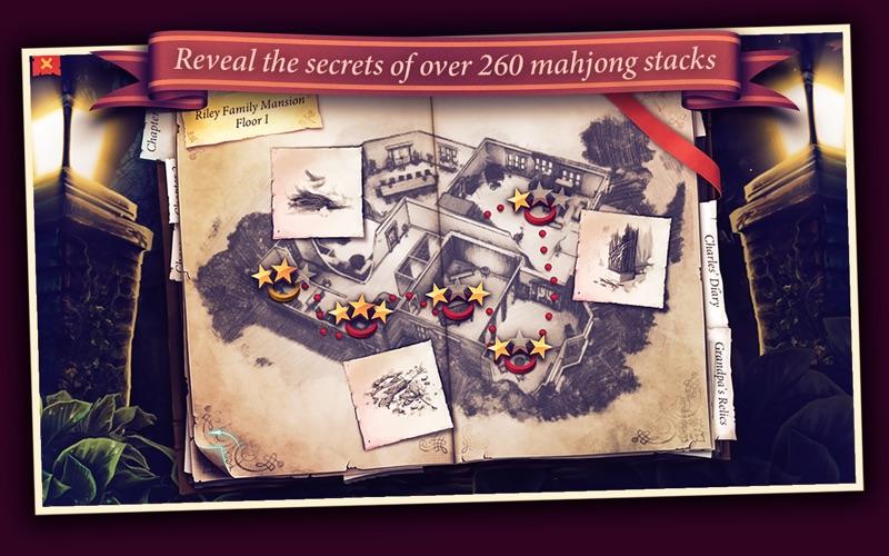 Screenshot #3 pour The Mahjong Huntress