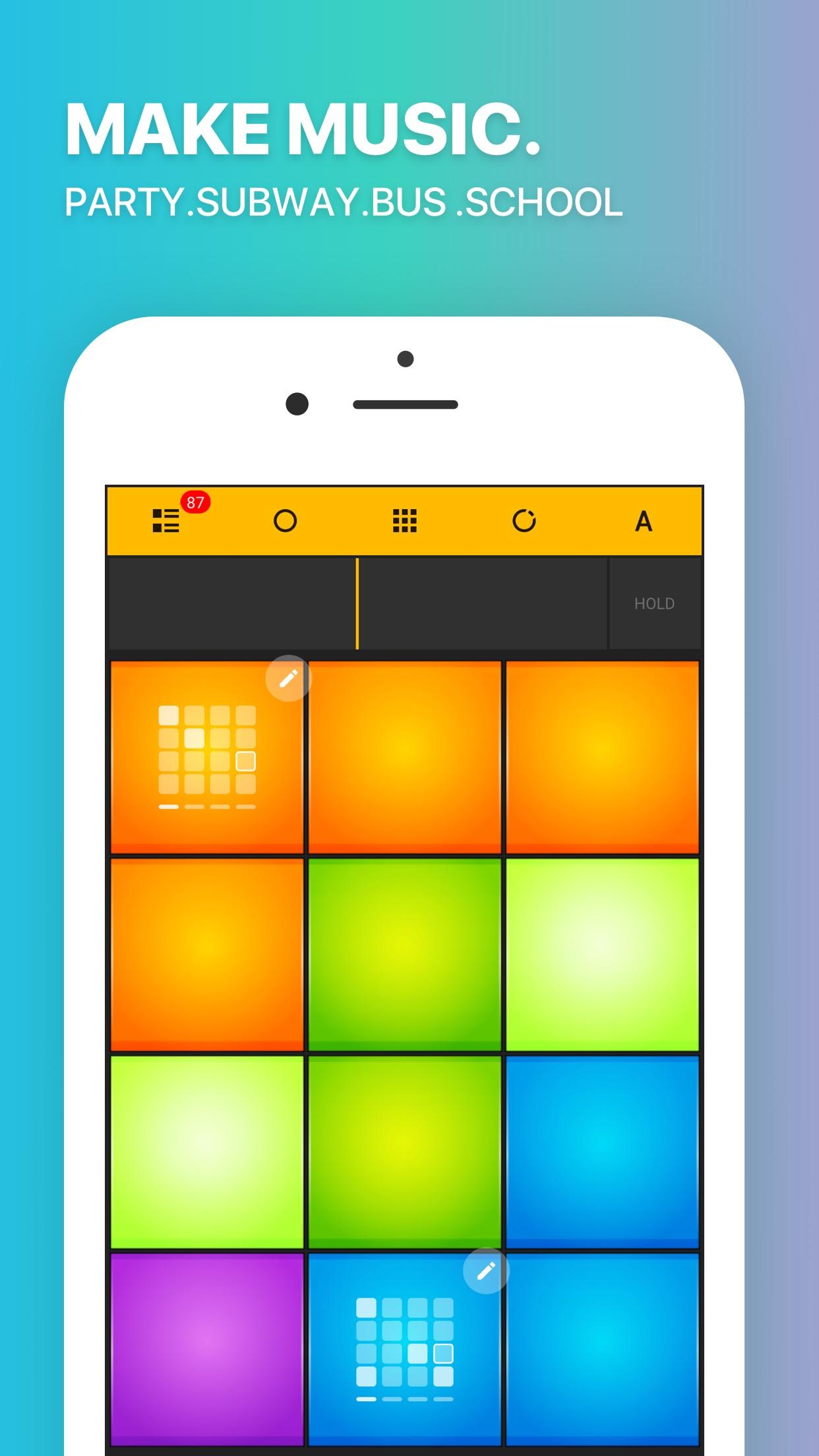 Drum Pads 24 - Beats Maker Screenshot