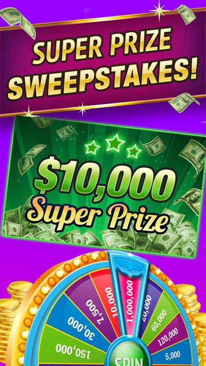 SpinToWin Slots & Sweepstakes screenshot-5