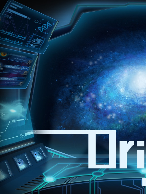 Origin - The Big Bang Screenshots