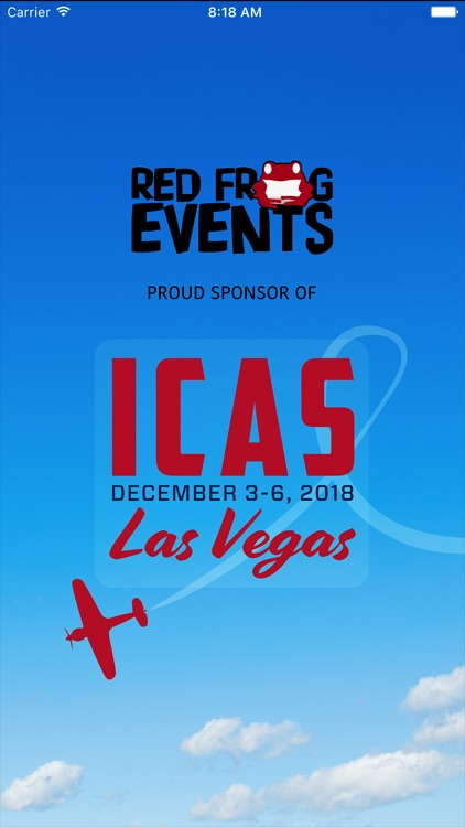 ICAS Convention by Internation Council of Air Shows, Inc