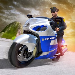 Police Bike Transporter Truck