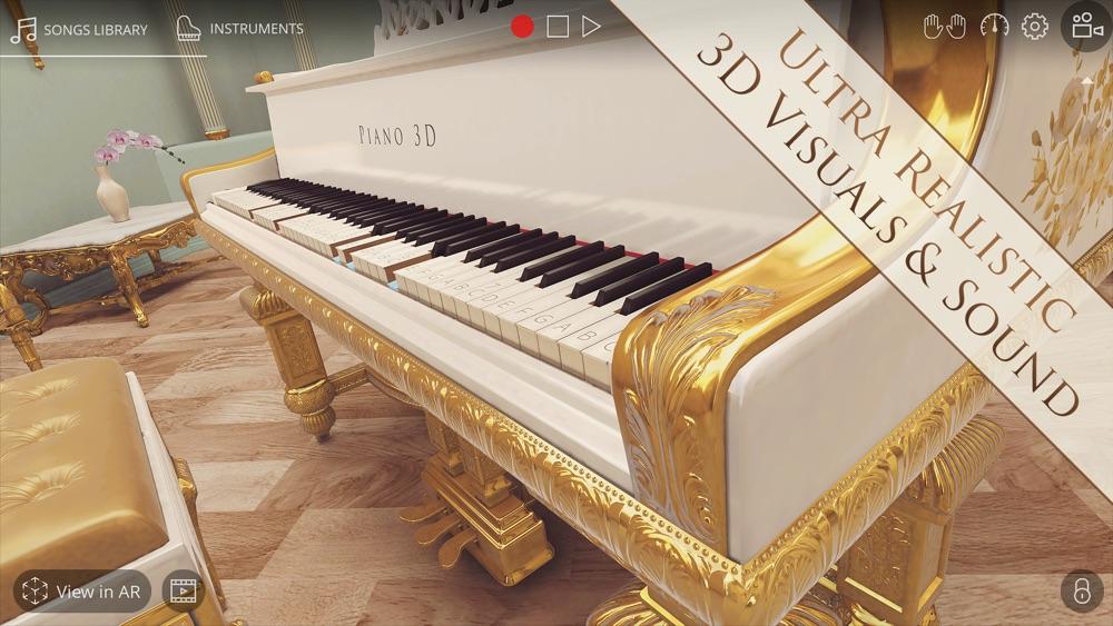 Piano 3D – Real AR Piano App Cheat Codes