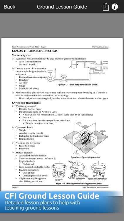 The Ultimate CFI Lesson Guide
