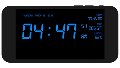 LED Smart Voice Alarm Clock Screenshots