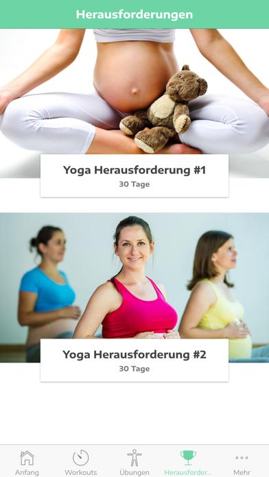 Yoga in der SchwangerschaftScreenshot von 4