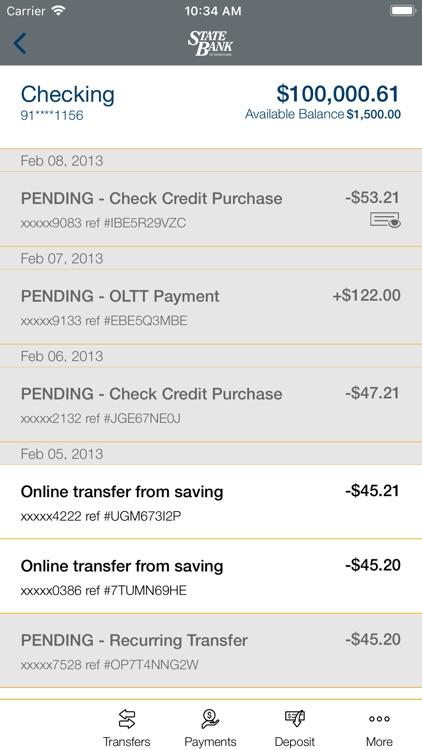 State Bank of Cross Plains screenshot-3