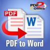 PDF to Word - PDF2Office 2017