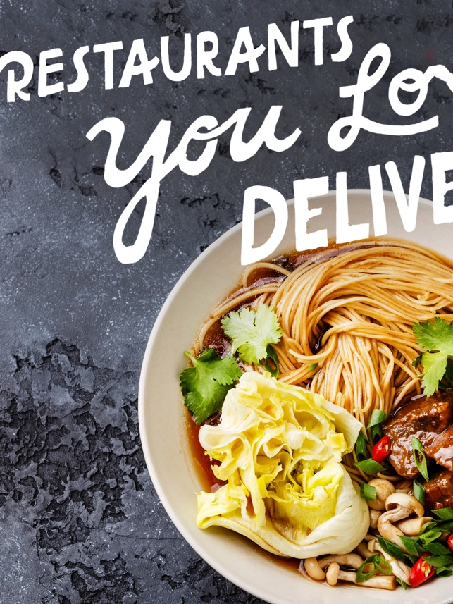 Grubhub Local Food Delivery On The