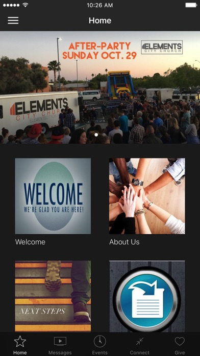 Elements City Church screenshot 1