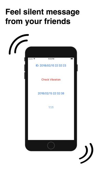 SendOriginalVibration - Setter Screenshot 1