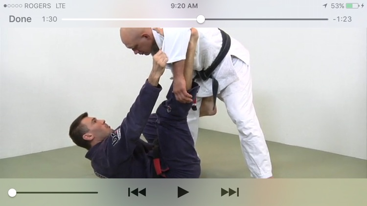BJJ Guard Game screenshot-3