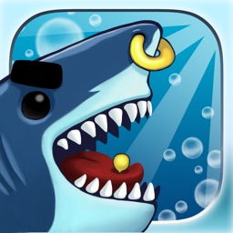 Angry Shark Evolution Clicker