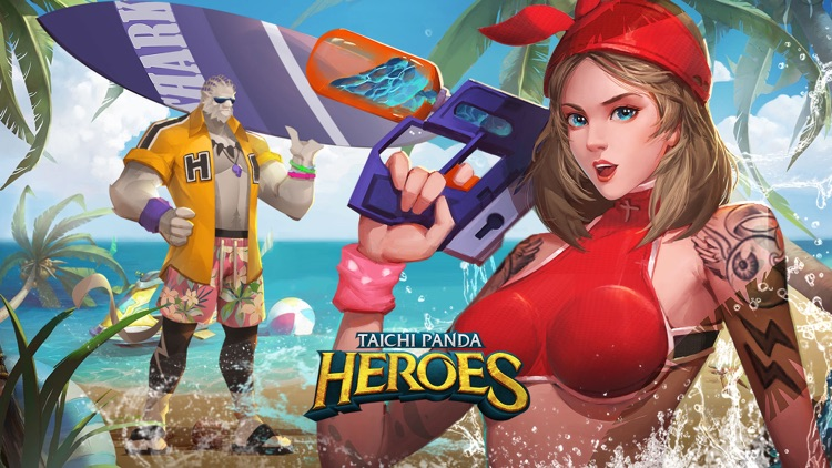 Taichi Panda: Heroes screenshot-0