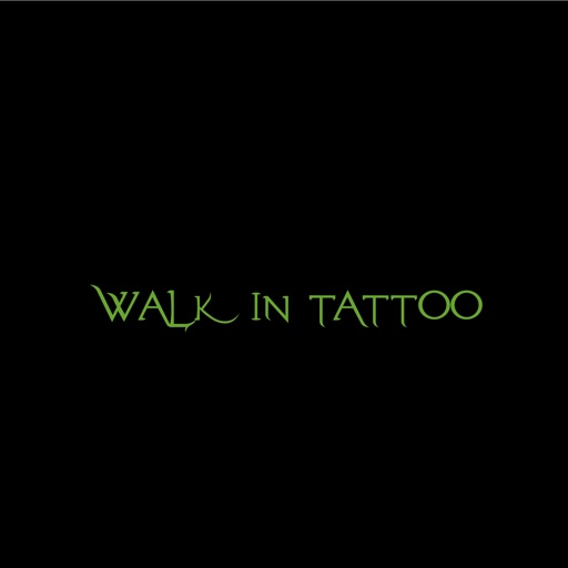 Walk in Tattoo icon
