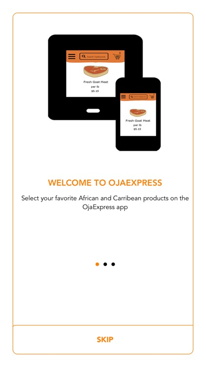 OjaExpress screenshot-0