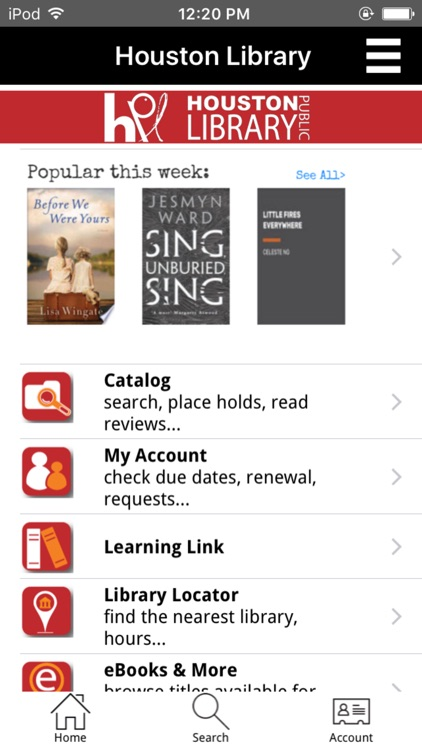 HPL Library screenshot-0