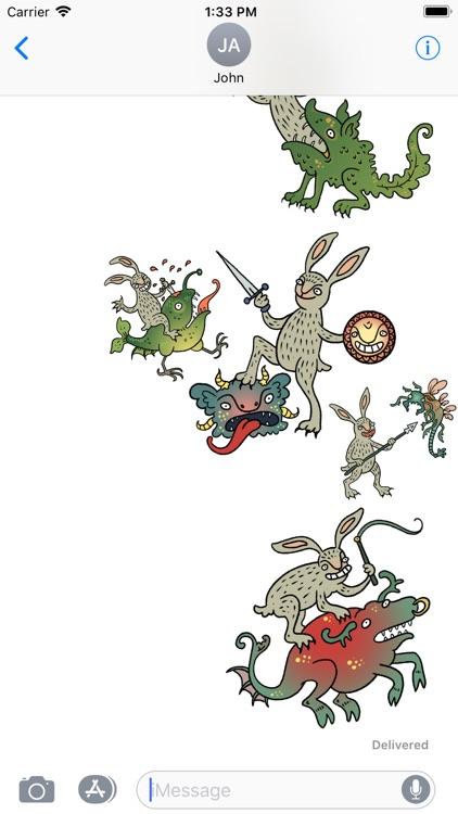 Brutal Bunny screenshot-3