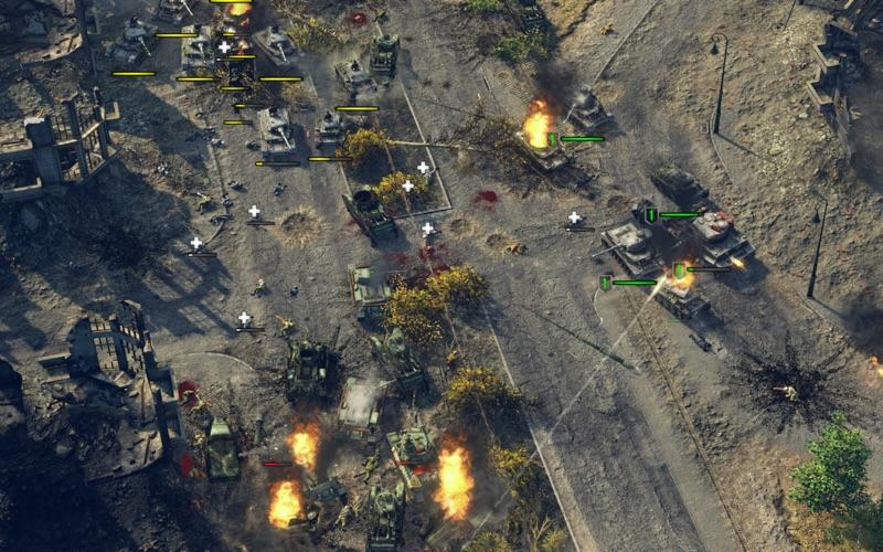 Sudden Strike 4 Screenshots