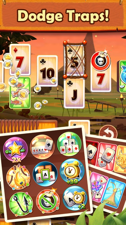 TriPeaks: Play Fun Solitaire