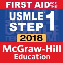 First Aid USMLE Step 1 2018