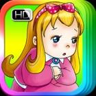 拇指姑娘 - 睡前 童话 故事 iBigToy icon