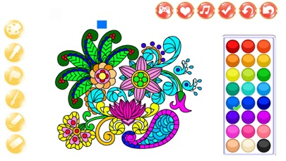 Color Garden Painting App Download Android Apk