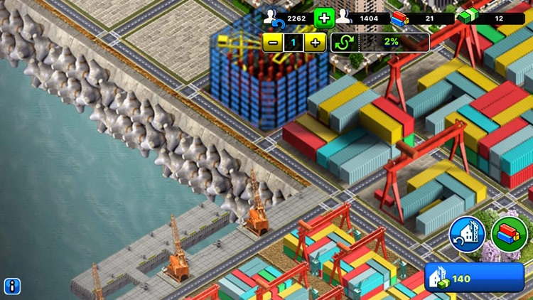 Logistics City™ screenshot-4