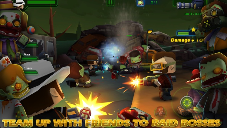 Call of Mini™ Zombies 2 screenshot-3